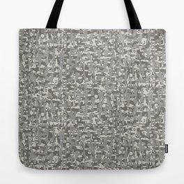 Graphiti Woven Texture Tote Bag