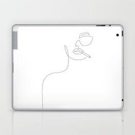 Sunny Smoke Laptop & iPad Skin