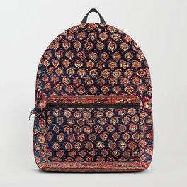 Afshar Kerman South Persian Rug Print Backpack