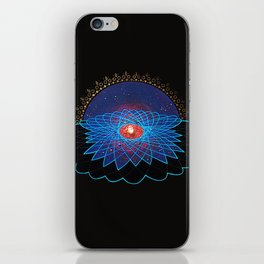 Loving Kindness Meditation Print iPhone Skin