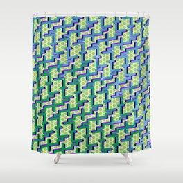 Cactus Hulks Shower Curtain