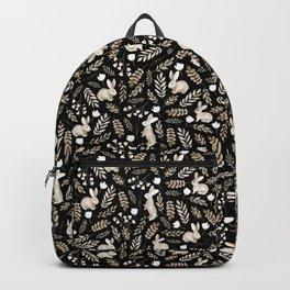 Cute rabbits Backpack