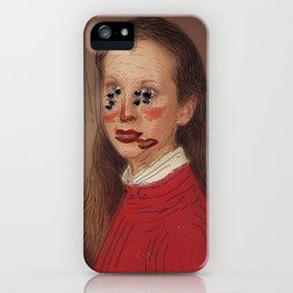 Refined Beauties Abound iPhone Case
