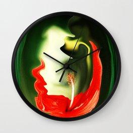 mary kay Wall Clock