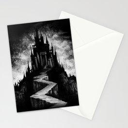 Vampire Castle Stationery Cards