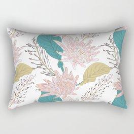 Garden flower Rectangular Pillow