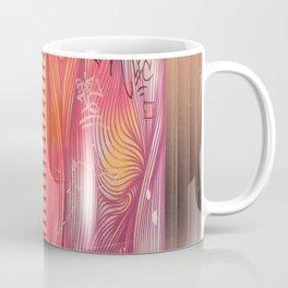 Psychedelic Tag Coffee Mug