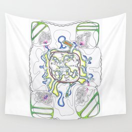 Confusion Wall Tapestry