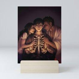Smother Mini Art Print