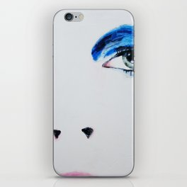 BOWIE. iPhone Skin