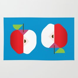 Fruit: Apple Rug