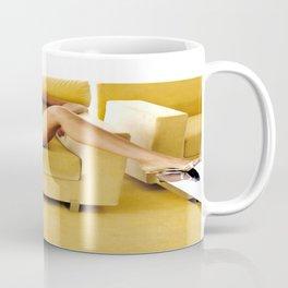 Megan Fox Posted Up Coffee Mug