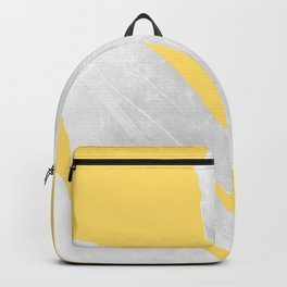 Ferns and Tangerines Backpack