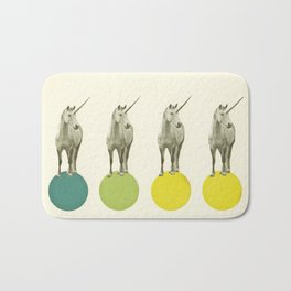 Unicorn Parade Bath Mat