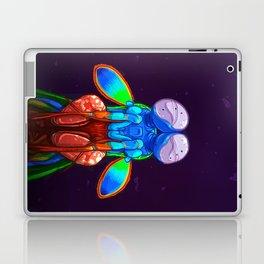 Intense Mantis Shrimp Laptop & iPad Skin