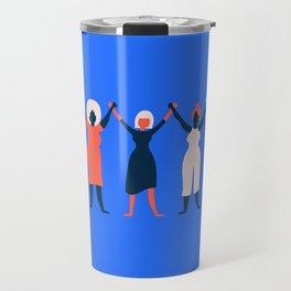 Girl Gang - Blue Travel Mug