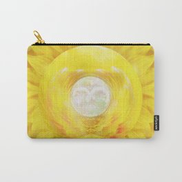 Gold In My Belly (Solar Plexus Chakra) Carry-All Pouch