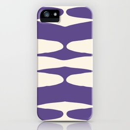 Zaha Ultra Violet iPhone Case
