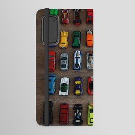 1980's Toy Cars Android Wallet Case