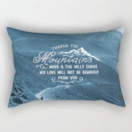 NOT SHAKEN Rectangular Pillow