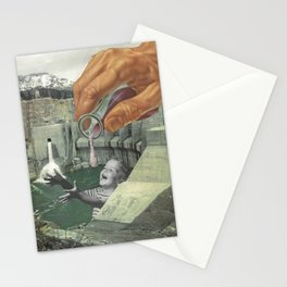 Dying of Thirst Stationery Cards