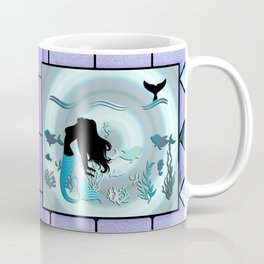 Mermaid in Motion Coffee Mug
