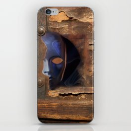 the mask /   iPhone Skin