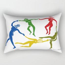 Matisse - The Dance v3 Rectangular Pillow