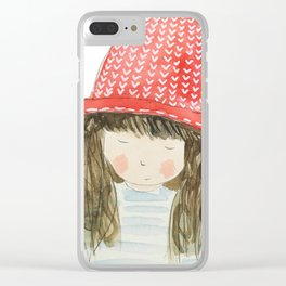 Oh, hello! Clear iPhone Case