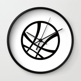 Sanctum Sanctorum (black) Wall Clock