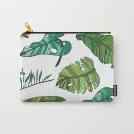 BANAN LEAVES Carry-All Pouch