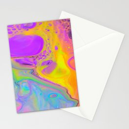 Tripping on Rainbows Stationery Cards