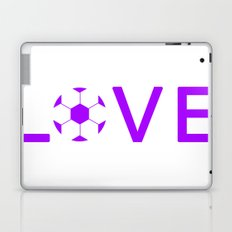 Soccer Love Laptop & iPad Skin