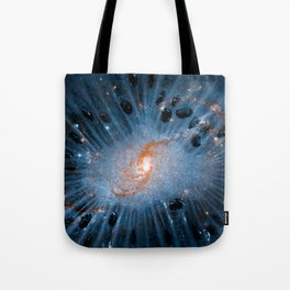 Cosmic Seeds of Life Tote Bag