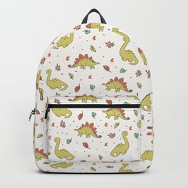 Jurrassic Plant-Eating Dinosaurs Backpack