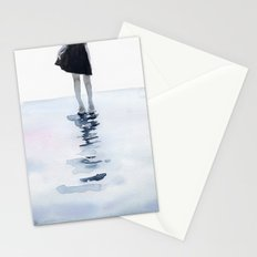 all around the sea Stationery Cards