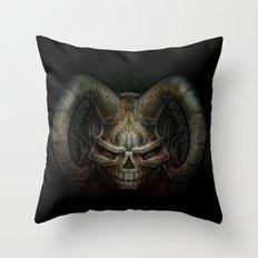 Darko Day Off Throw Pillow