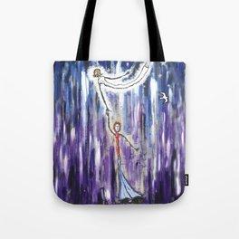 Mothers Daughter Tote Bag