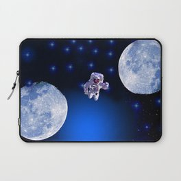 NOT EARTH Laptop Sleeve