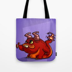 PICKUP MONSTER Tote Bag