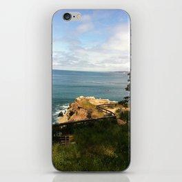 Rocky Peninsula iPhone Skin