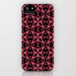 Layered Flower iPhone Case