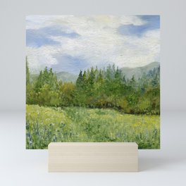 Underhill Fields Mini Art Print
