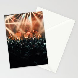 Alkaline Trio Live Stationery Cards