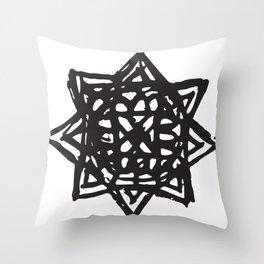 Akashic Key by Kip Throw Pillow