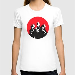 Japanese Metal Girls T-shirt