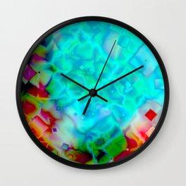 Squbbles Wall Clock