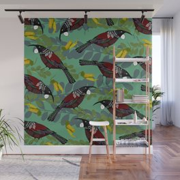 Tui Pattern Wall Mural