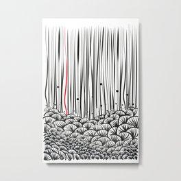 girasoli (stand by me) Metal Print