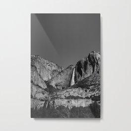 Yosemite Falls VIII Metal Print